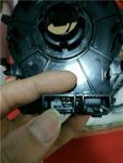 15款起亚k2改装多功能方向盘的按键
