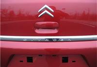 超炫的红色雪铁龙C2,我的最爱
