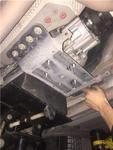 GLK300更换变速箱,还世界一方清净