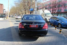 奔驰S级 2010款 S 500 L高清图片