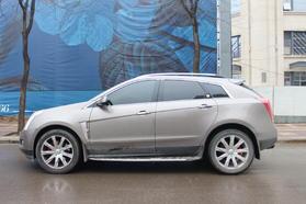 凯迪拉克SRX 2012款 3.0L 旗舰型高清图片