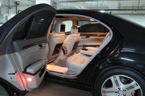 奔驰S级 2010款 S 600 L高清图片