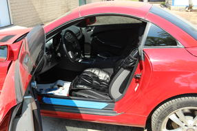 奔驰SLK级 2010款 SLK 200K高清图片