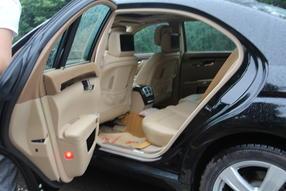 奔驰S级 2010款 S 400 L HYBRID高清图片