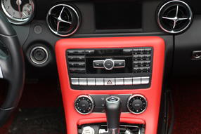 奔驰SLK级 2011款 SLK 200 豪华运动型高清图片