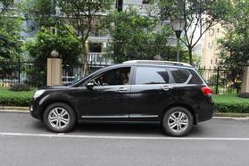 哈弗H6 2014款 运动版 2.0T 柴油 手动两驱都市型高清图片