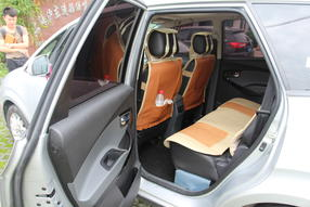 和悦 2012款 1.8L 手动商务豪华型高清图片