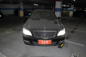 奔驰S级 2011款 S 500 L CGI 4MATIC高清图片