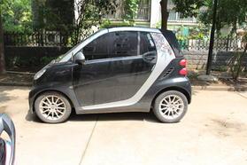 smart fortwo 2009款 1.0 MHD 敞篷 标准版高清图片
