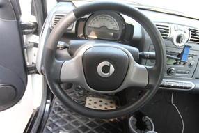 smart fortwo 2009款 1.0 MHD 硬顶 标准版高清图片