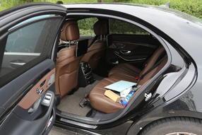 奔驰S级 2014款 S 500 L 4MATIC高清图片