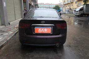福瑞迪 2012款 1.6L AT Premium 纪念版高清图片