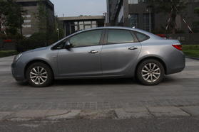 英朗 2010款 GT 1.8L 自动时尚版高清图片