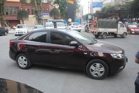 福瑞迪 2012款 1.6L MT GL 纪念版高清图片