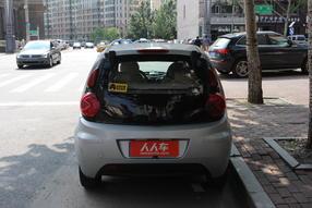奔奔MINI 2010款 1.0L 手动豪华型高清图片