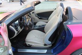 奔驰SLK级 2004款 SLK 200K高清图片