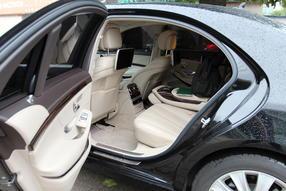 奔驰S级 2015款 S 500 Coupe 4MATIC高清图片