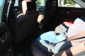 奔驰S级 2012款 S 350 L 4MATIC Grand Edition高清图片