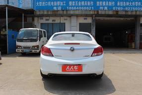 君威 2011款 2.4L SIDI精英版高清图片