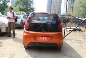 奔奔MINI 2010款 1.0L 手动尊贵型高清图片