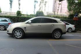 凯迪拉克SRX 2011款 3.0L 豪华型高清图片