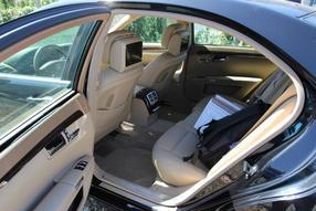 奔驰S级 2010款 S 300 L 豪华型高清图片