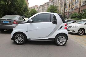 smart fortwo 2012款 1.0 MHD 硬顶标准版高清图片