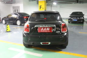 MINI 2014款 1.5T COOPER Excitement高清图片