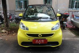 smart fortwo 2012款 1.0 MHD 硬顶舒适版高清图片
