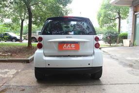 smart fortwo 2011款 1.0 MHD兔年特别版高清图片