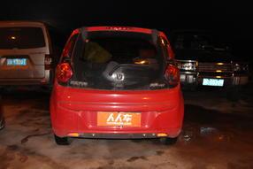 奔奔MINI 2012款 1.0L 手动导航版高清图片