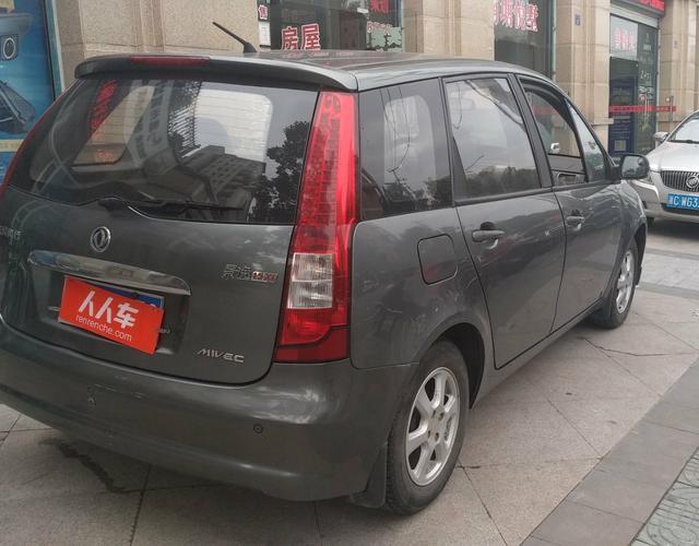 东风景逸 2010款 1.5l 手动 5座 尊贵型