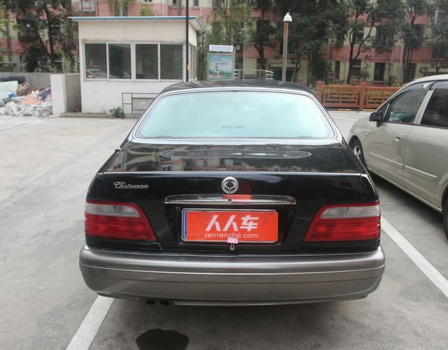 精真估提供二手车主席(进口) 2002款 2.8L 自动 CM500S