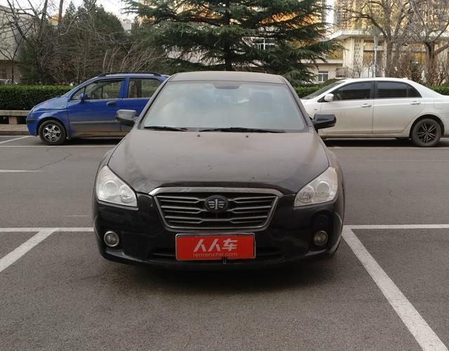 精真估提供二手车奔腾B50 2012款 1.6L 手动 限量版
