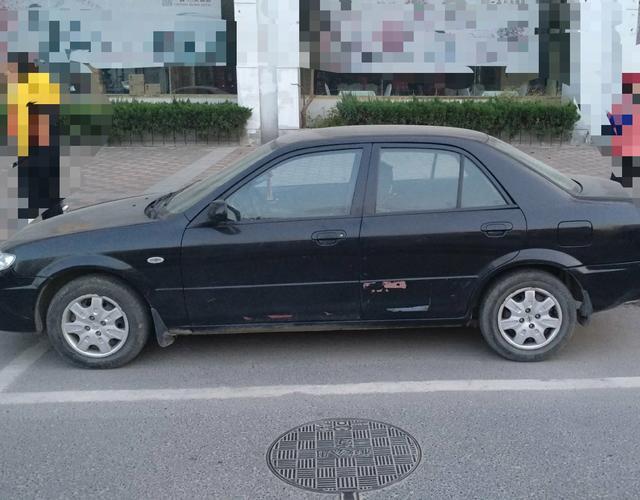 精真估提供二手车海福星 2008款 1.6L 手动 GX幸福版