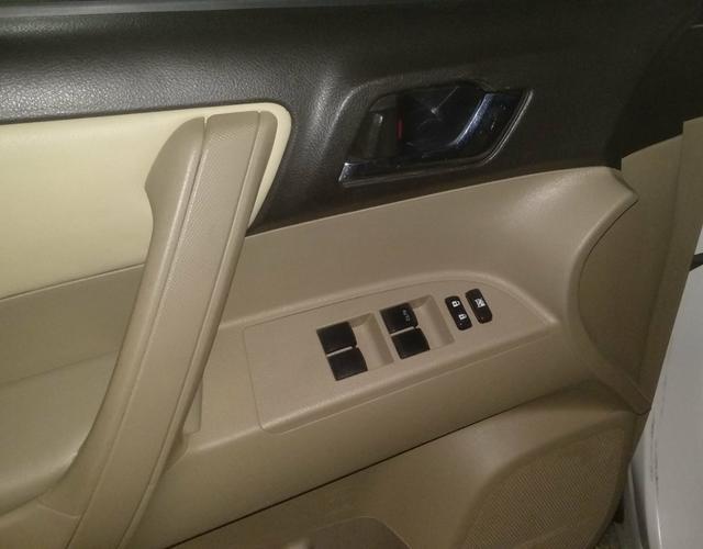 精真估提供二手车汉兰达 2012款 2.7L 自动 两驱 5座精英版