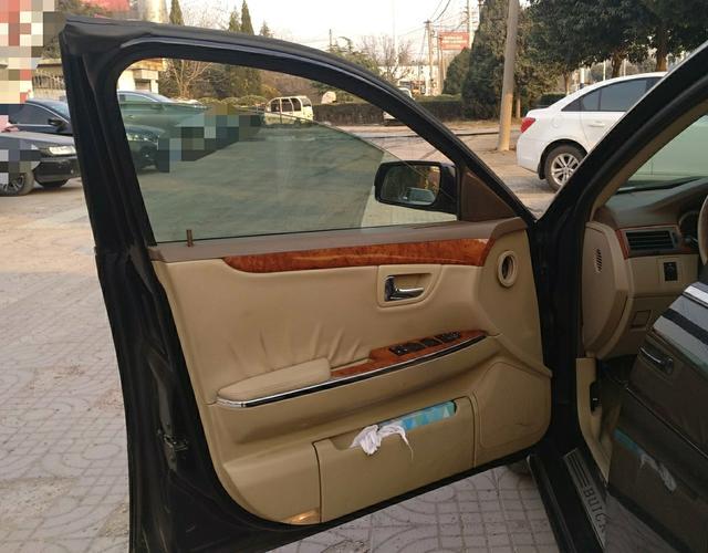 精真估提供二手车君越 2009款 2.4L 自动 豪华版