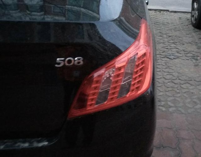 精真估提供二手车标致508 2013款 2.0L 自动 智享版 两周年纪念版