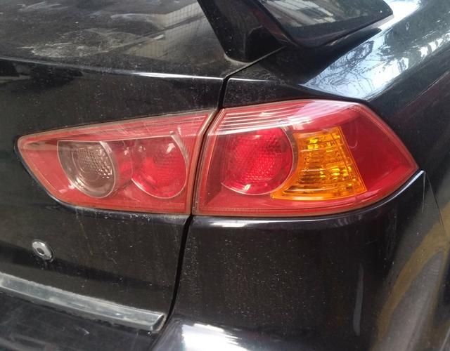 三菱蓝瑟ex [进口] 2007款 2.4l 自动 豪华运动版