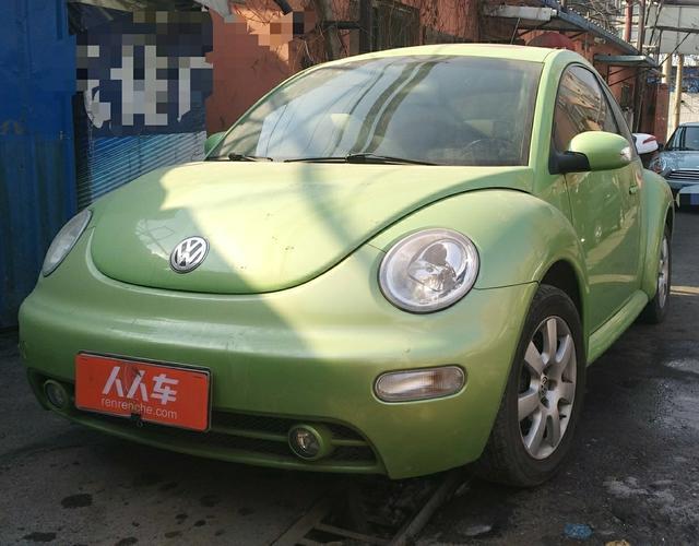 精真估提供二手车甲壳虫 2004款 1.8T 自动