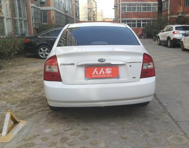 精真估提供二手车赛拉图 2005款 1.6L 手动 GL