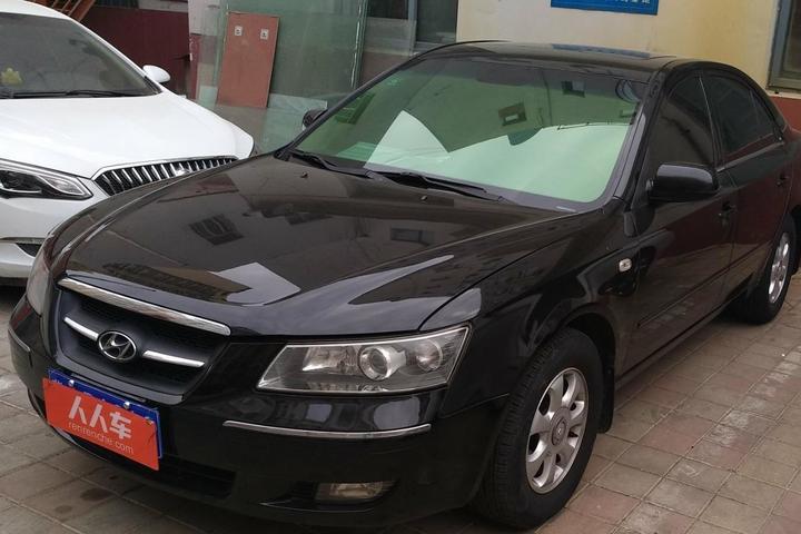 现代-御翔 2006款 2.0l 自动豪华型