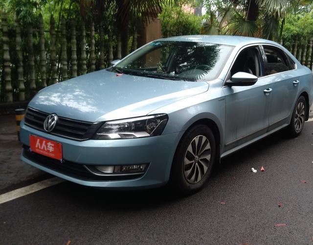 大众帕萨特 2013款 1.4t 自动 汽油 蓝驱版 (国Ⅳ)