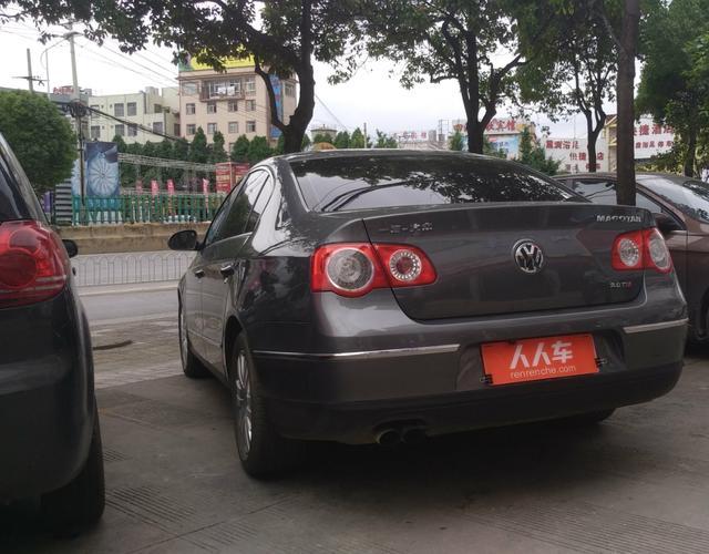 大众迈腾 2009款 2.0t 自动 汽油 豪华型 (国Ⅳ)