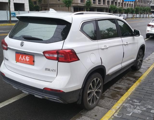 东风景逸x5 2017款 1.5t 手动 前驱 劲享豪华型 (国Ⅴ)