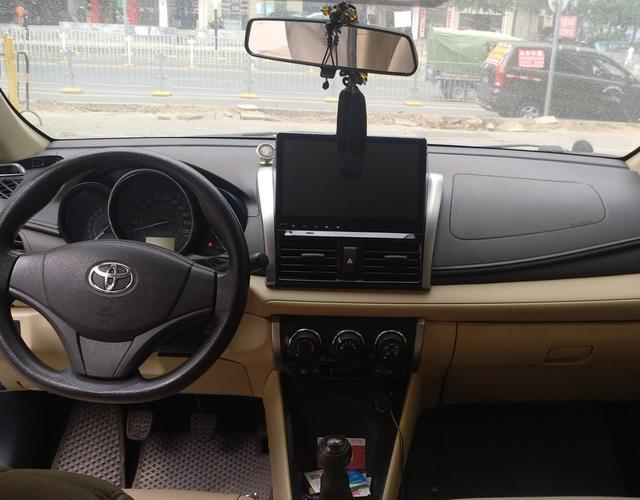 丰田威驰 2014款 1.3l 手动 型尚版 (国Ⅴ)