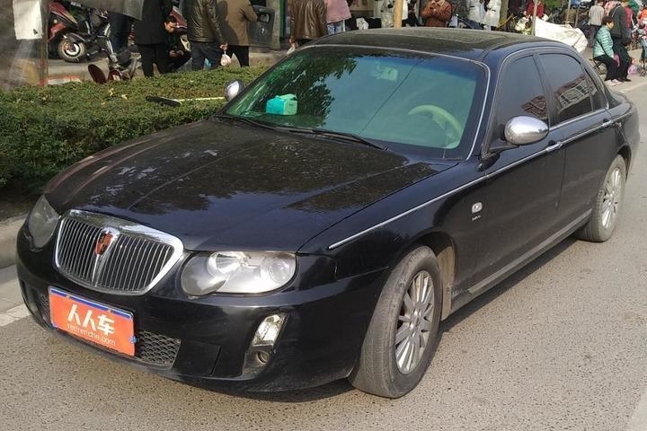 荣威-7502008款750s1.8t迅雅版at长城c30右侧盲区图片