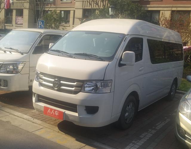 福田风景g7 2017款 2.0l 手动 商运版长轴高顶厢货 (国Ⅴ)