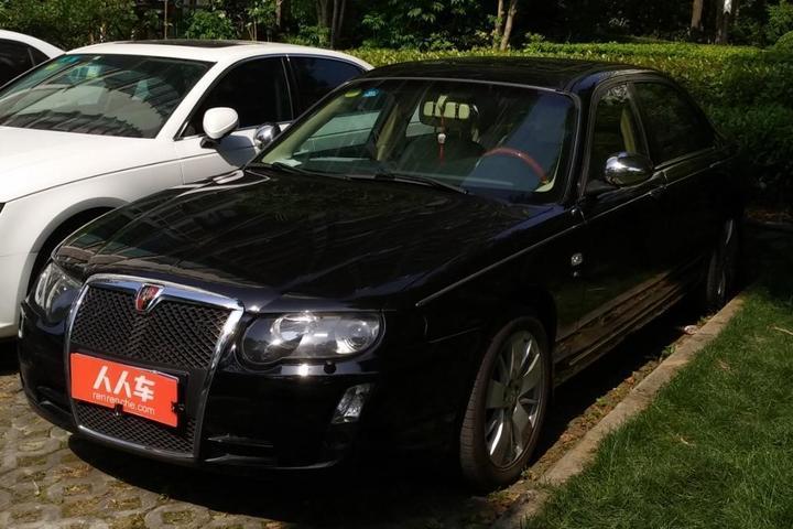 荣威-荣威7502007款2.5l贵雅版at迈凯伦650s油盖图片