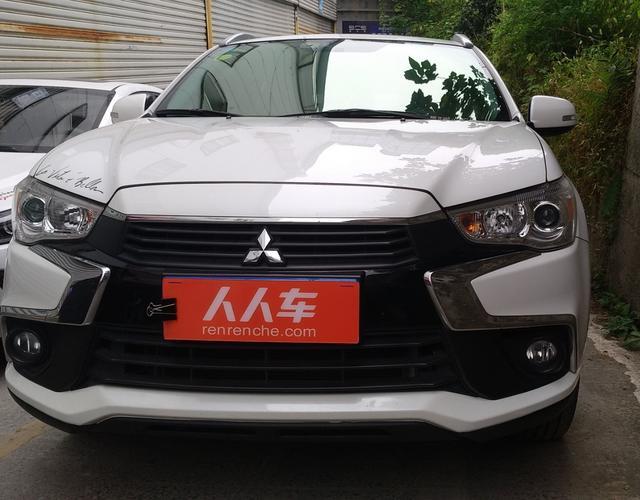三菱劲炫 2016款 2.0L 自动 前驱 领航版 (国Ⅳ)
